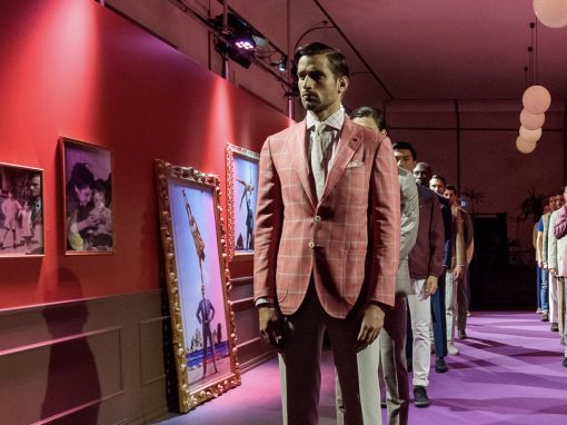 ISAIA | COLLECTION PRESENTATION | MILANO 2017